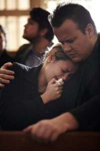 Grieving Photo