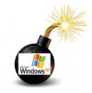 Windows XP bomb