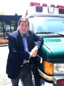 Mike Ambulance 1
